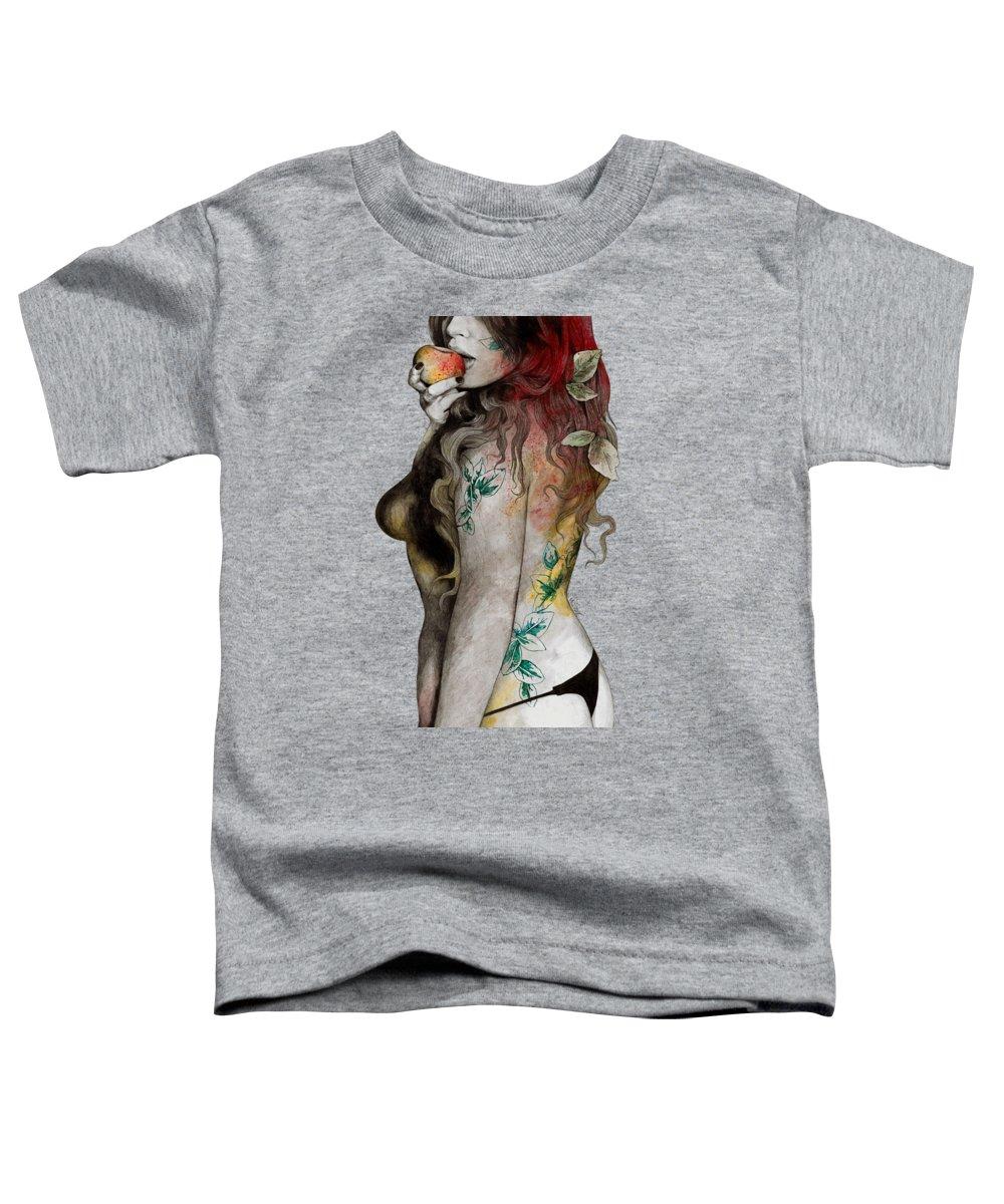 Thong Toddler T-Shirts