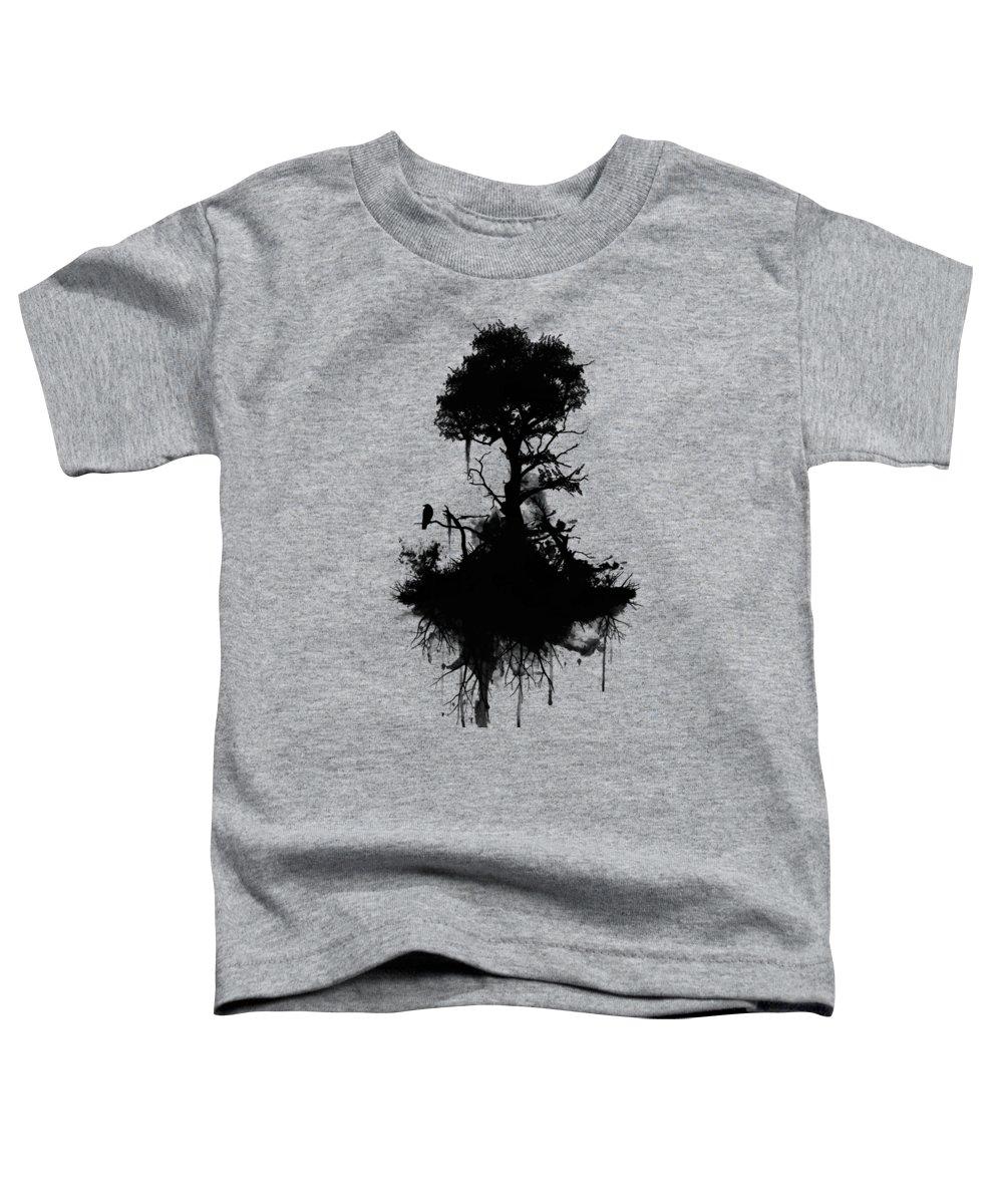 Smoke Tree Paintings Toddler T-Shirts