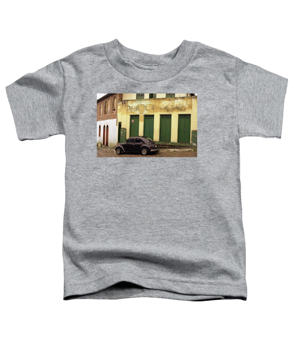 Bahia Toddler T-Shirt featuring the photograph Lencois - Bug by Patrick Klauss