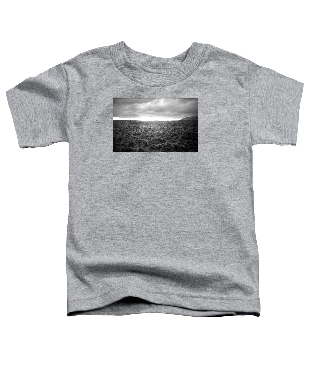 Landscape Toddler T-Shirt featuring the photograph Opening by Ted M Tubbs