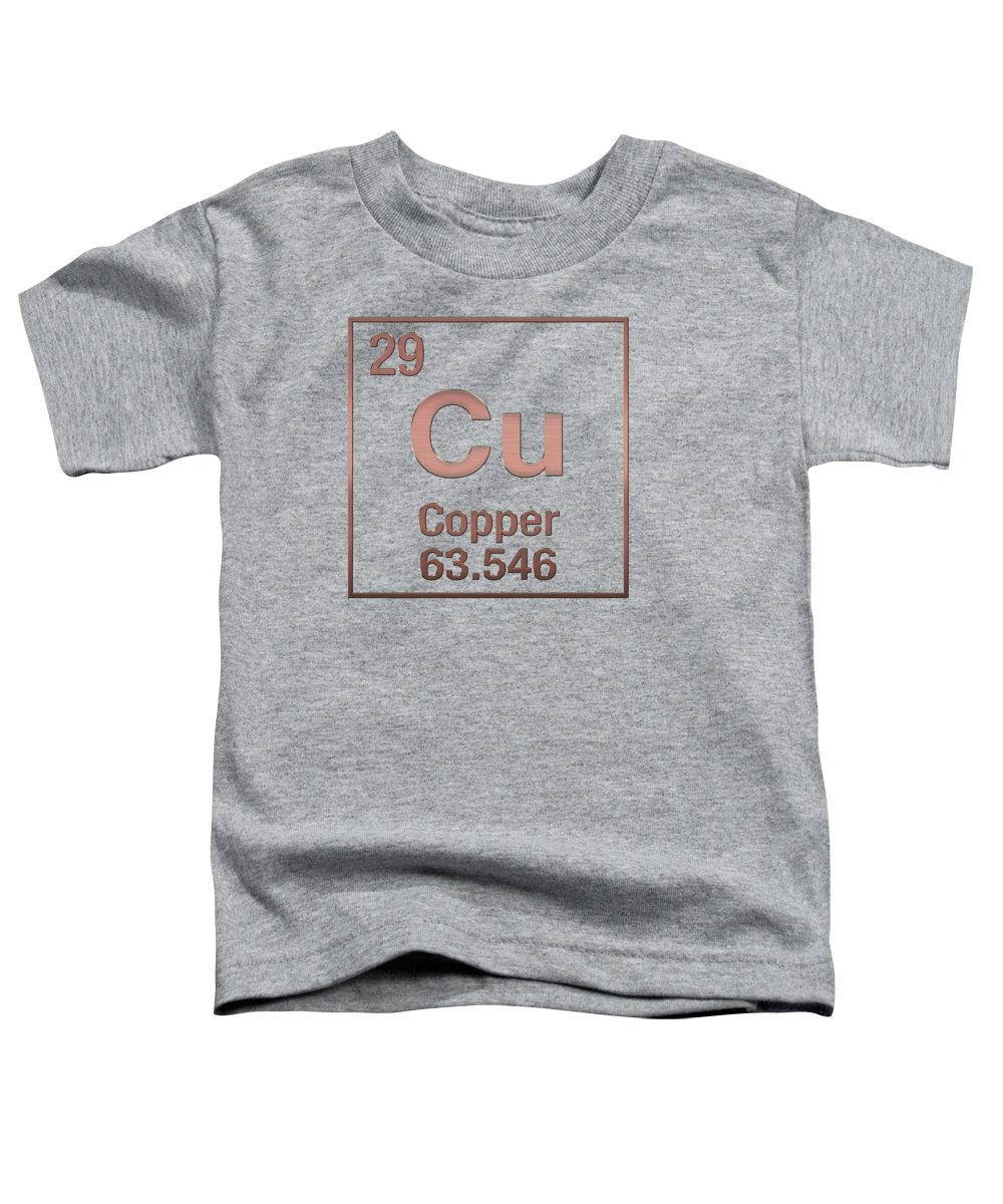 Element Digital Art Toddler T-Shirts
