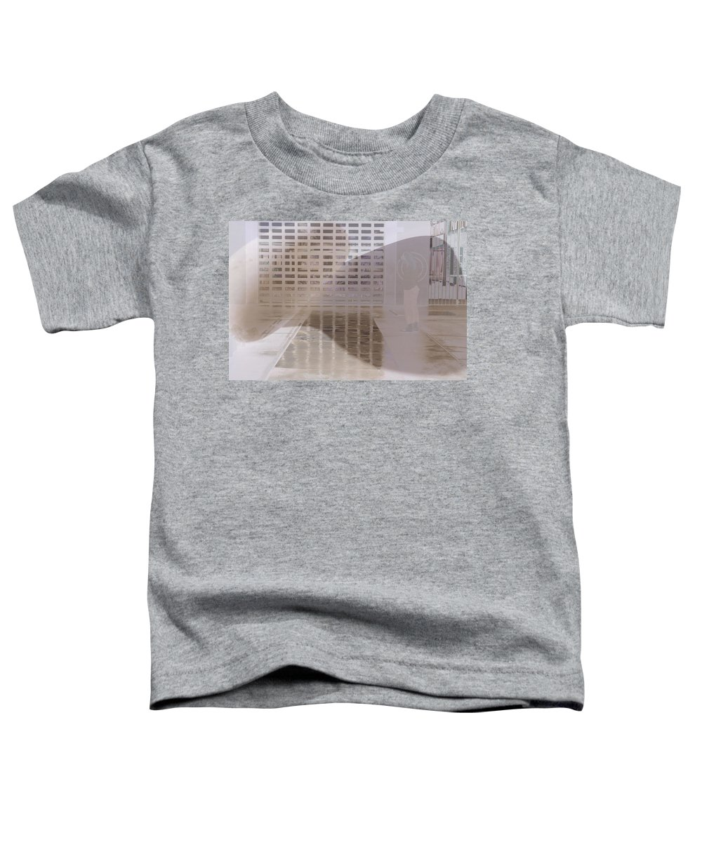 Pondering Toddler T-Shirt featuring the photograph Pondering by Kerryn Madsen-Pietsch