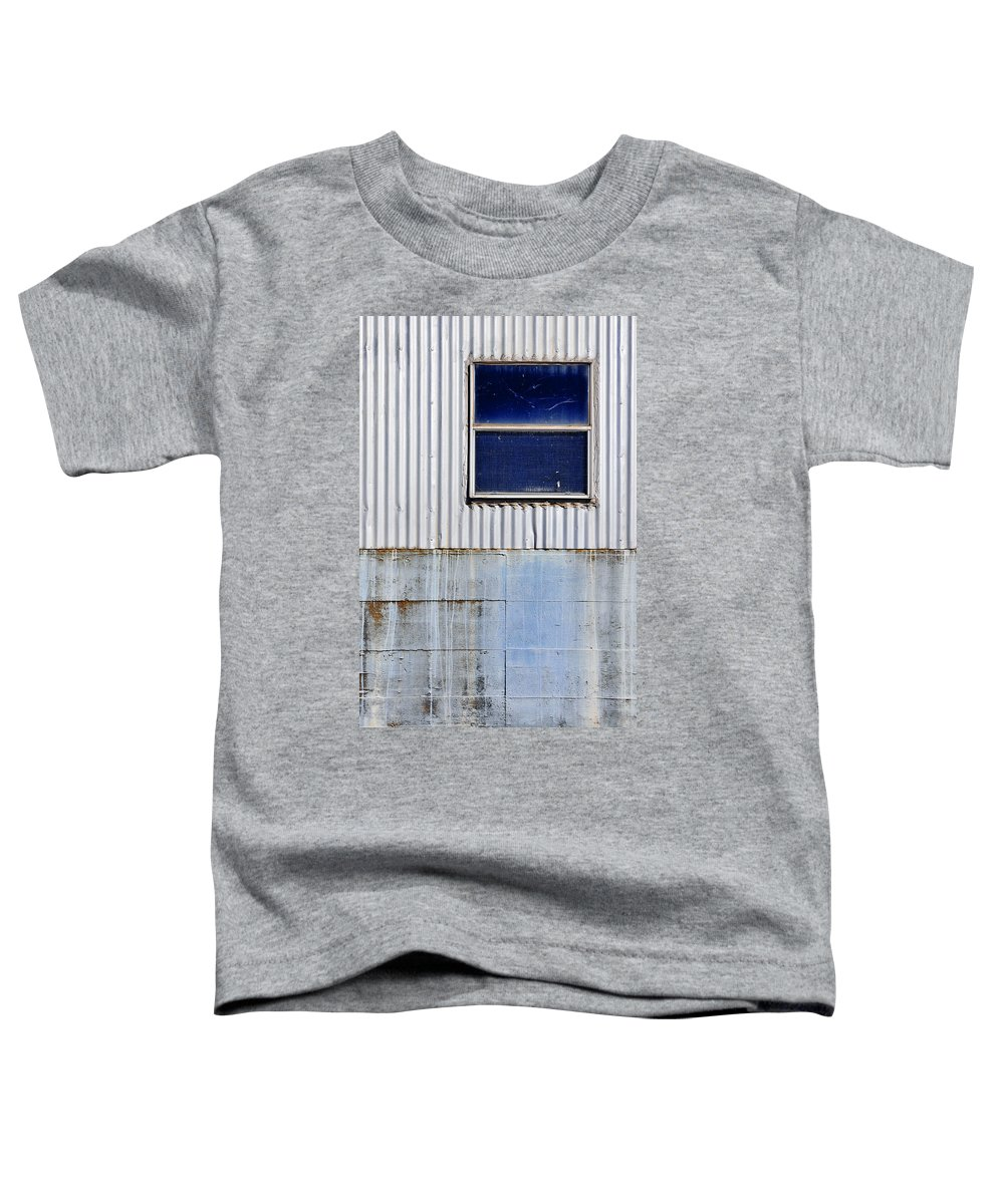 Skip Hunt Toddler T-Shirt featuring the photograph Powder Blu by Skip Hunt