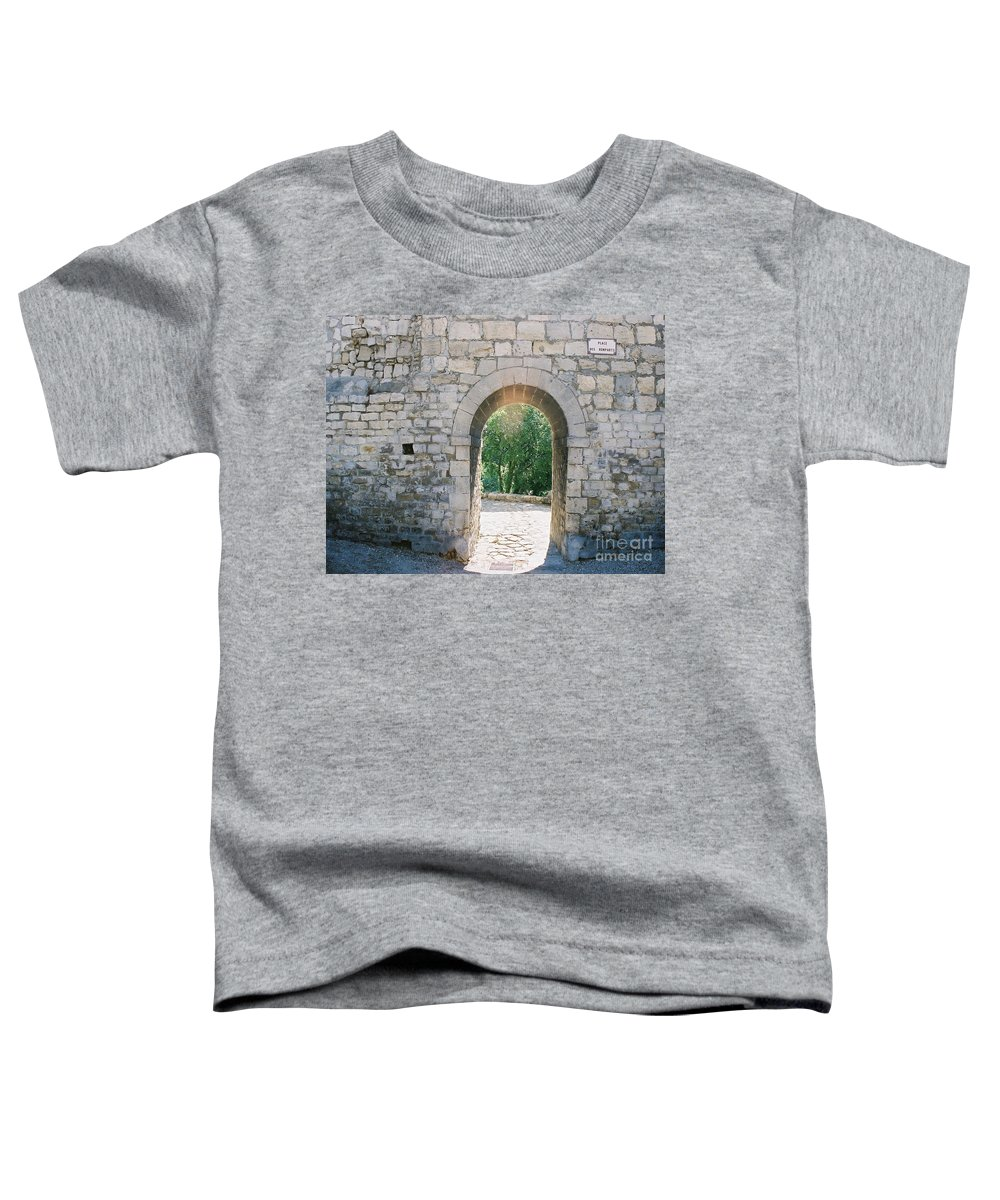 Promise Toddler T-Shirt featuring the photograph Promise by Nadine Rippelmeyer