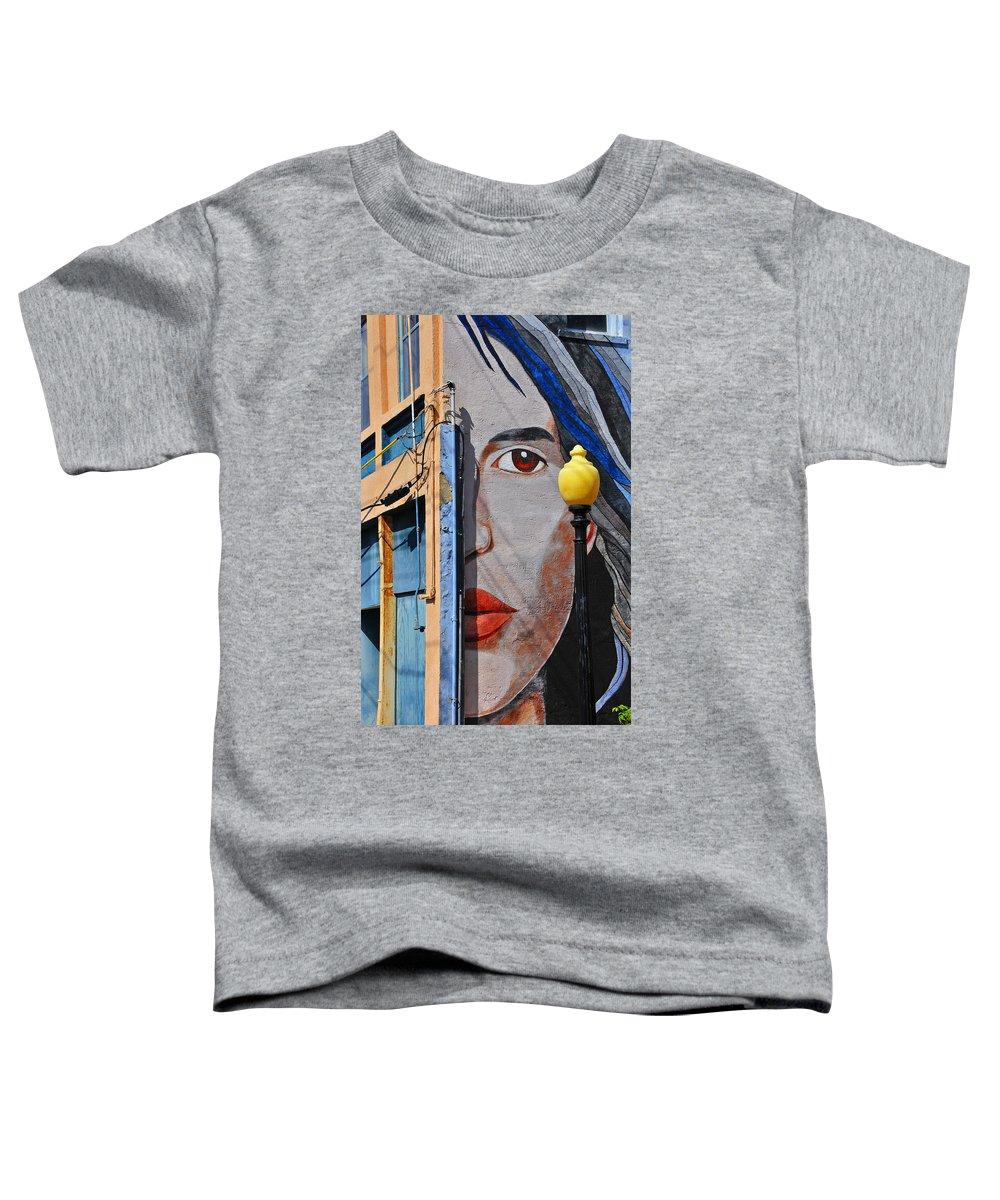 Skip Hunt Toddler T-Shirt featuring the photograph Redeye by Skip Hunt