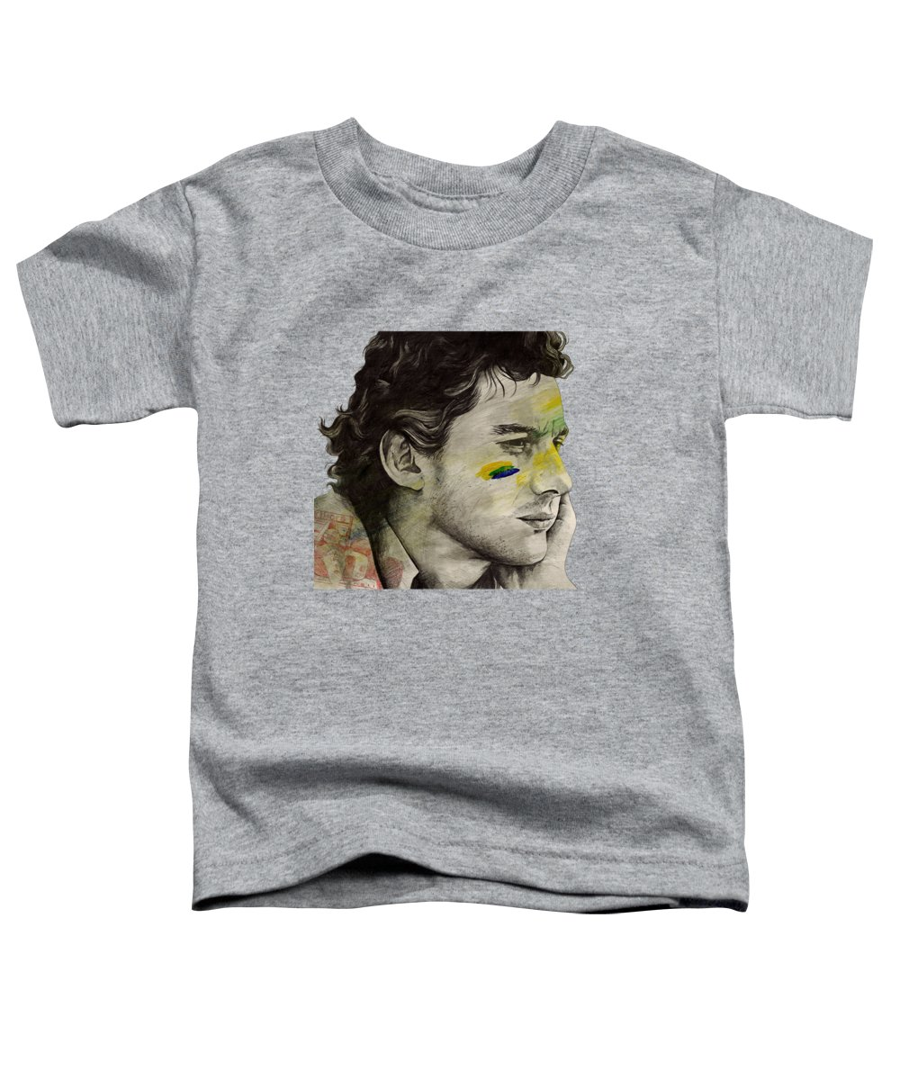 Legend Drawings Toddler T-Shirts