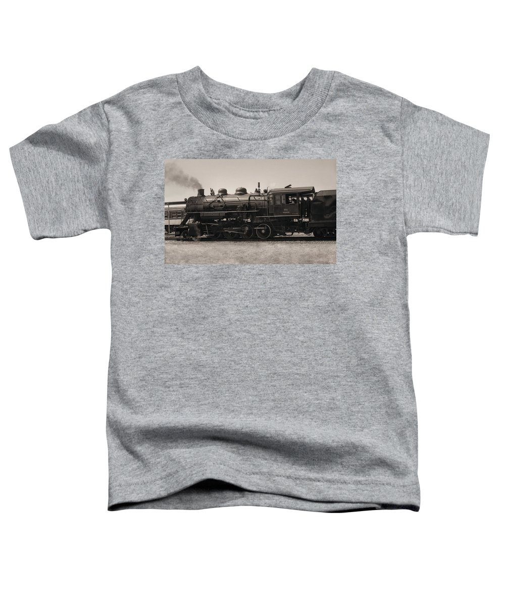 Americana Toddler T-Shirt featuring the photograph Reverse Throttle by Richard Rizzo
