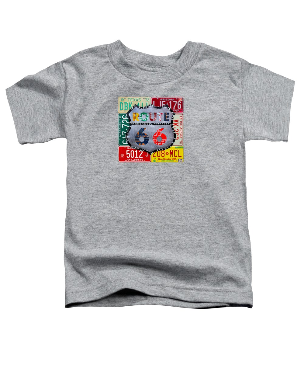 Car Toddler T-Shirts