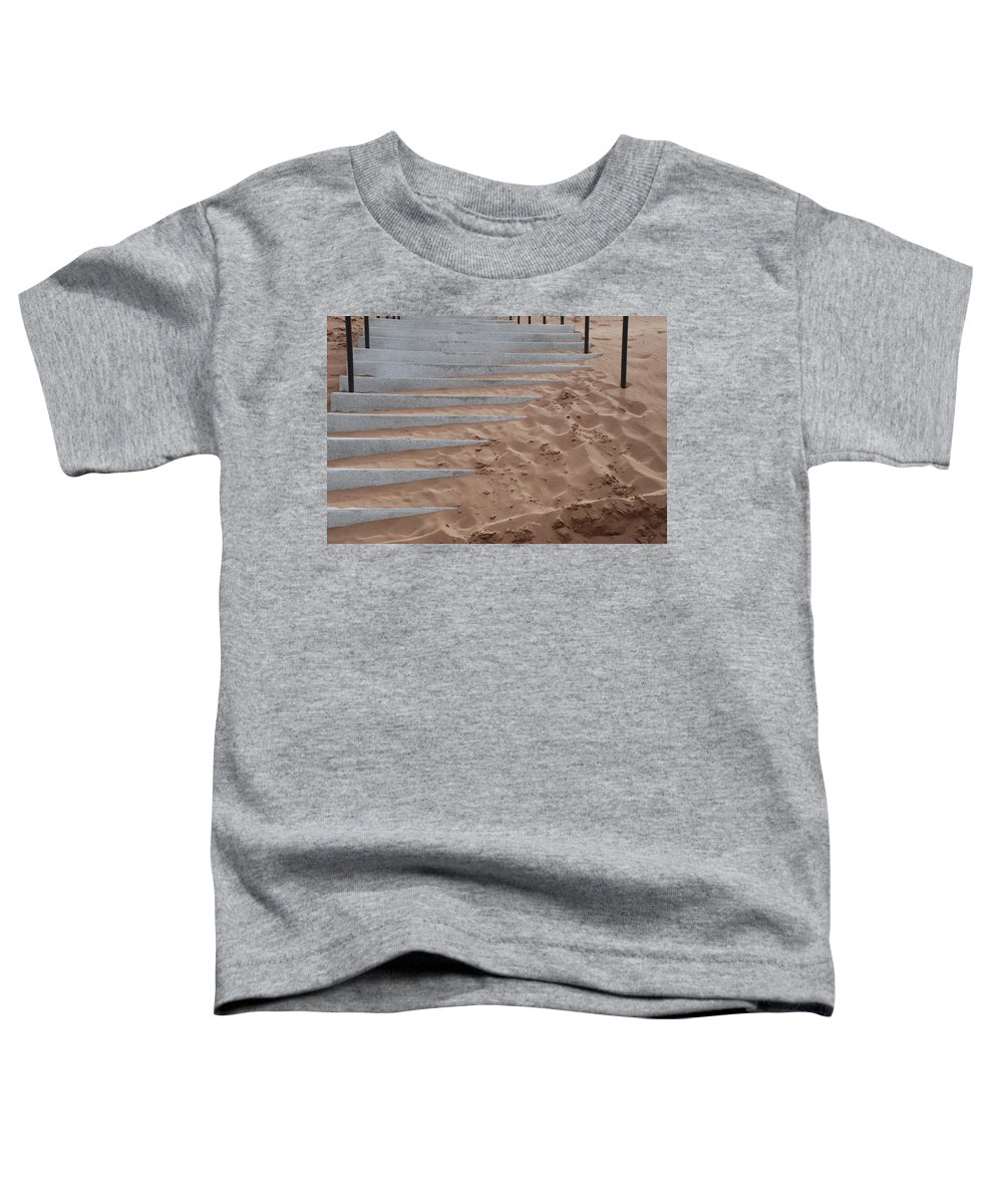 Pop Art Toddler T-Shirt featuring the photograph Sands Of Time by Rob Hans
