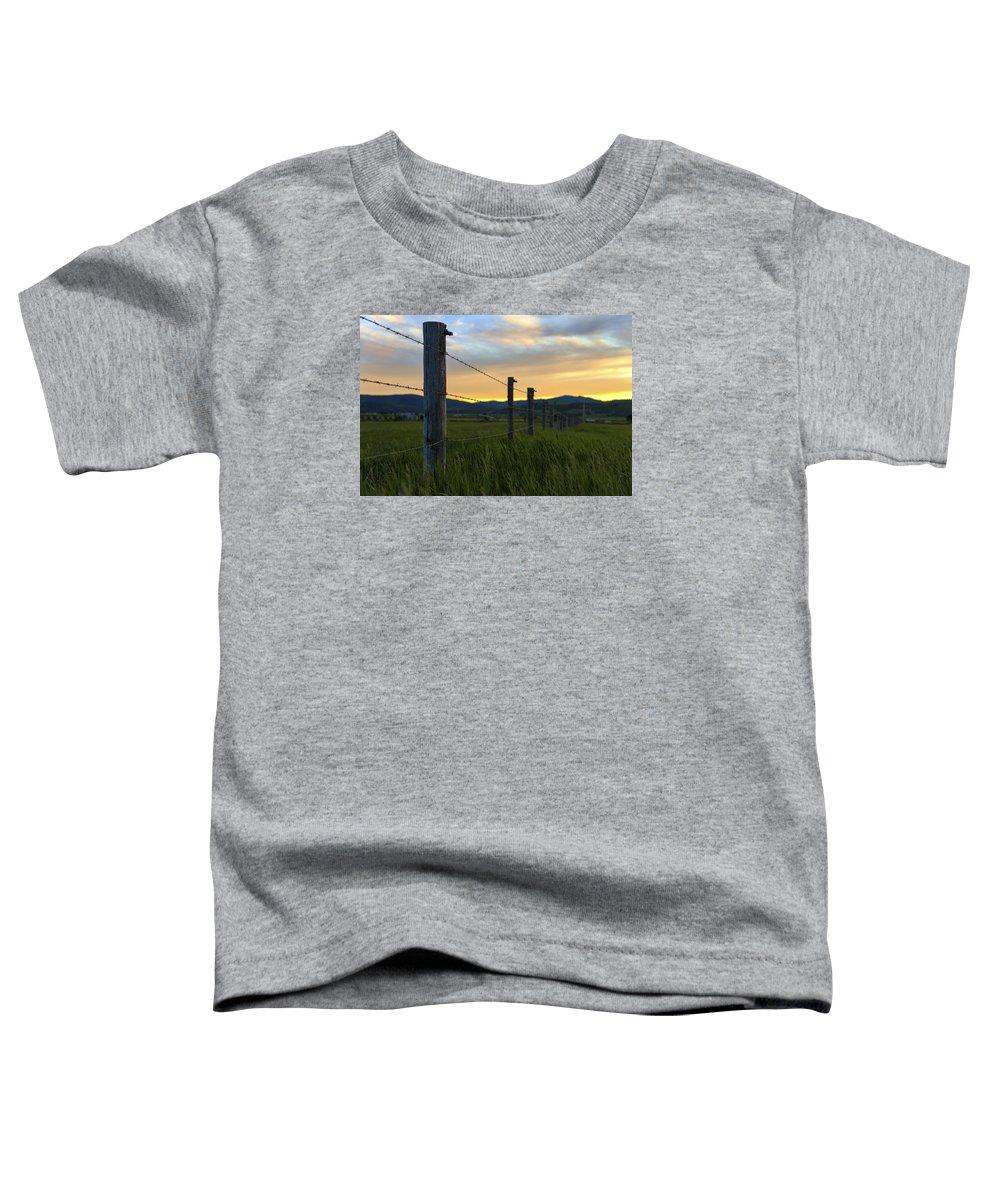 Wyoming Valley Toddler T-Shirts