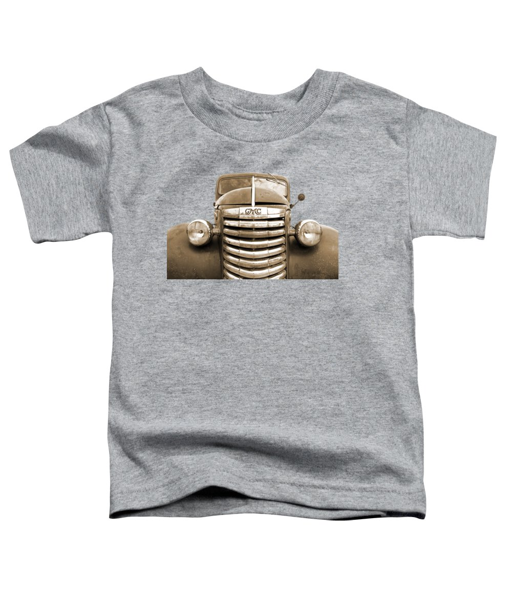 Abandoned Car Toddler T-Shirts