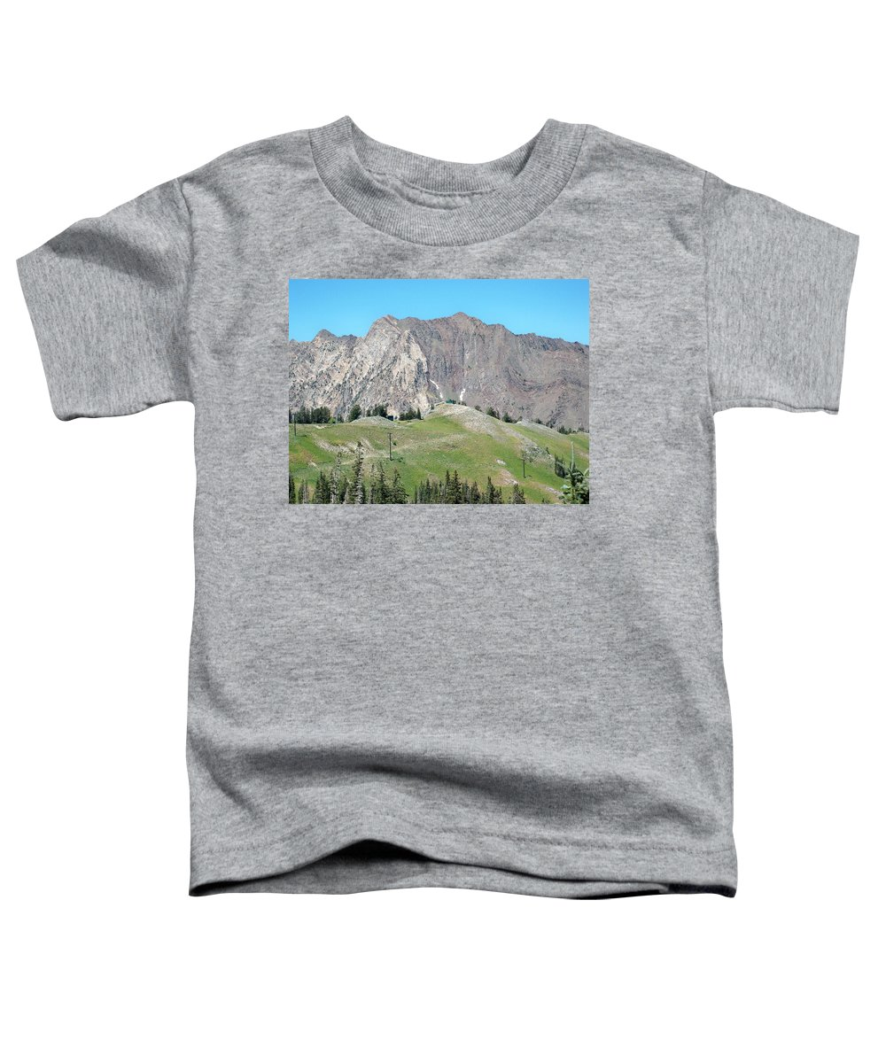 Landscape Toddler T-Shirt featuring the photograph Superior by Michael Cuozzo