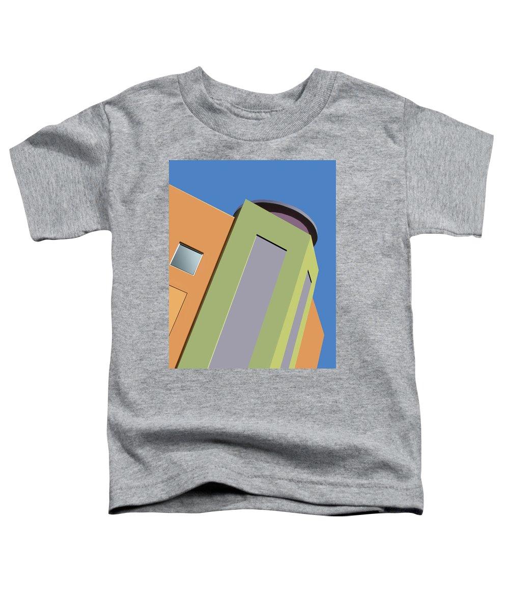 Angles Toddler T-Shirts