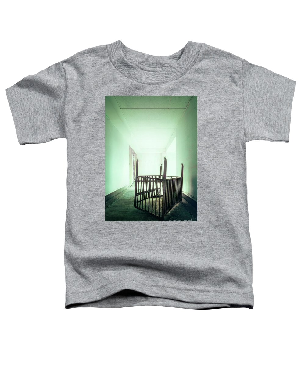 Kremsdorf Toddler T-Shirt featuring the photograph The House Of Lost Dreams by Evelina Kremsdorf