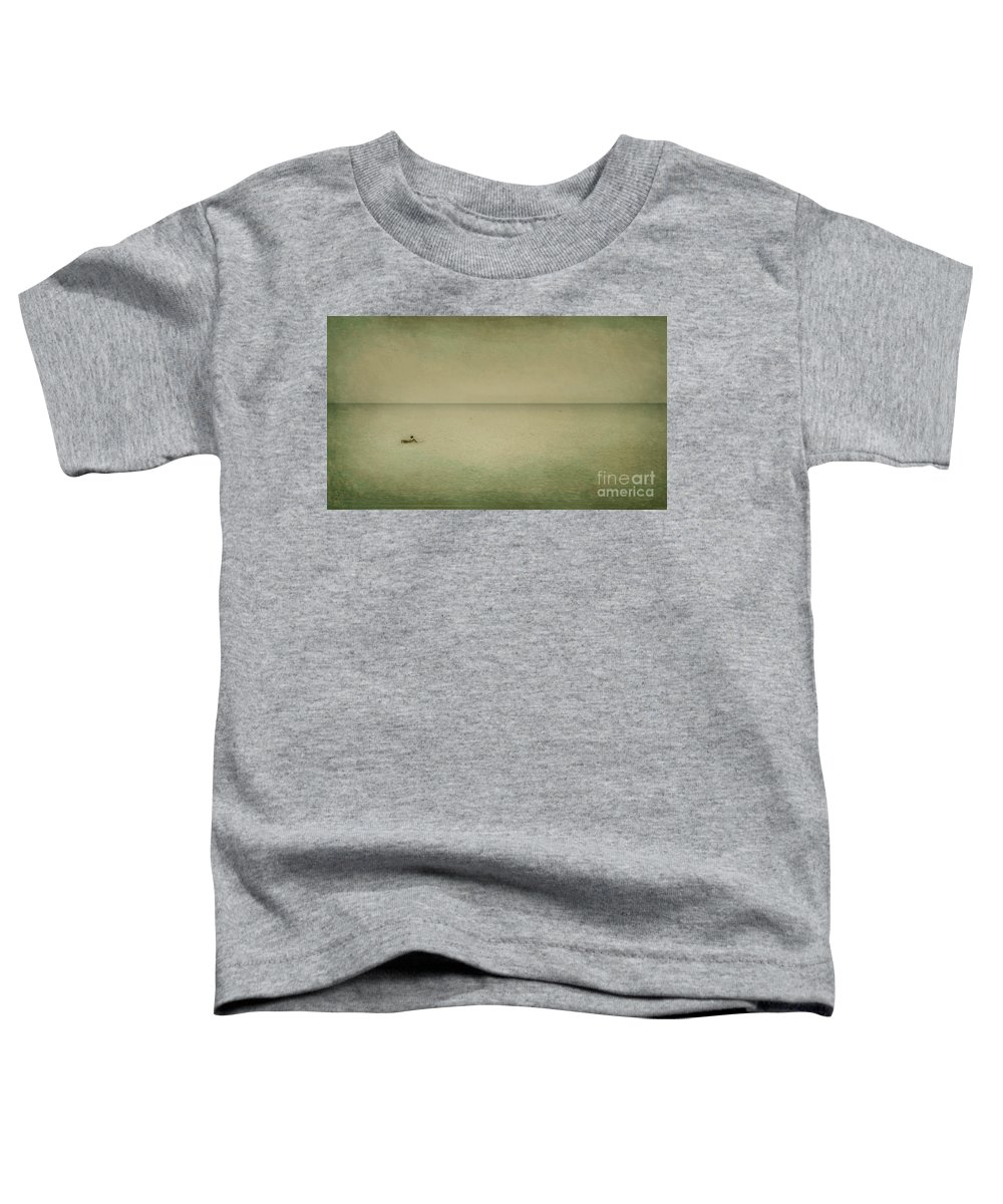 Sea Toddler T-Shirt featuring the photograph The Recesses Of The Deep by Dana DiPasquale