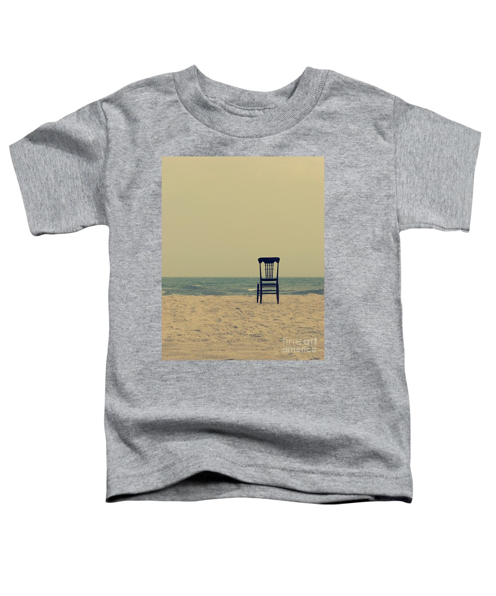 Ocean Toddler T-Shirt featuring the photograph Until Tomorrow And Tomorrow And Tomorrow by Dana DiPasquale