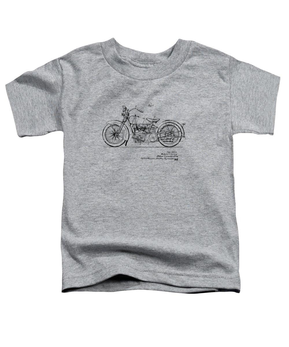 Bicycle Toddler T-Shirts