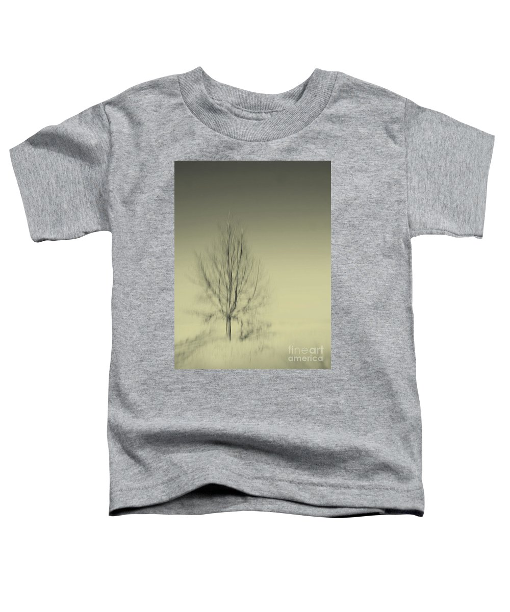 Dipasquale Toddler T-Shirt featuring the photograph When You Wake Up I Will Have Gone by Dana DiPasquale