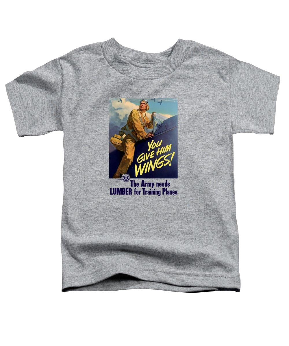Airplane Toddler T-Shirts