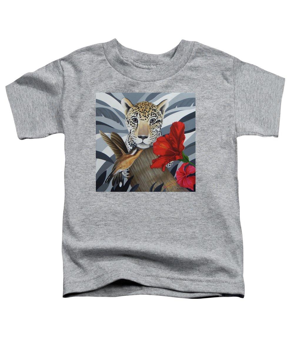 Tulipan Paintings Toddler T-Shirts