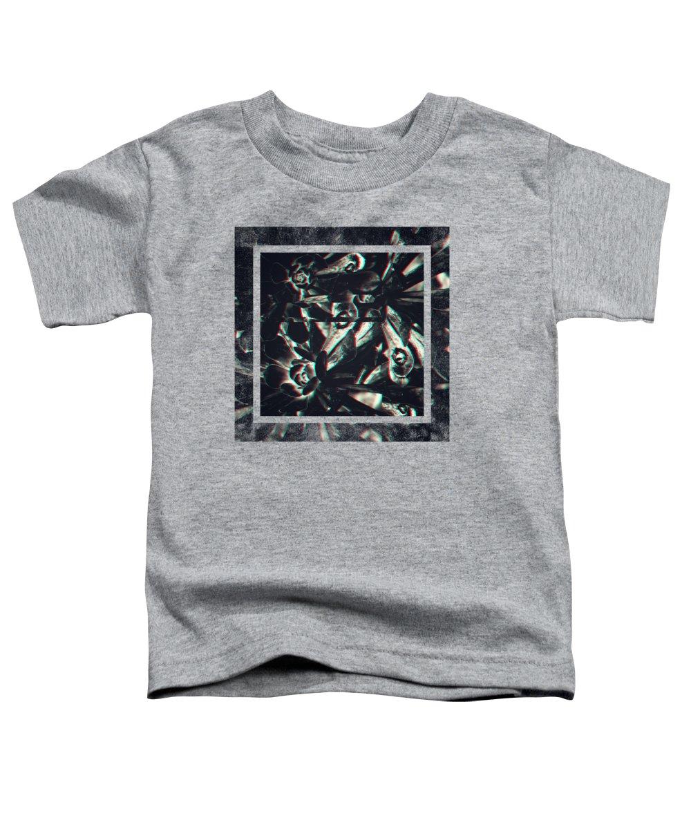 Succulent Photographs Toddler T-Shirts