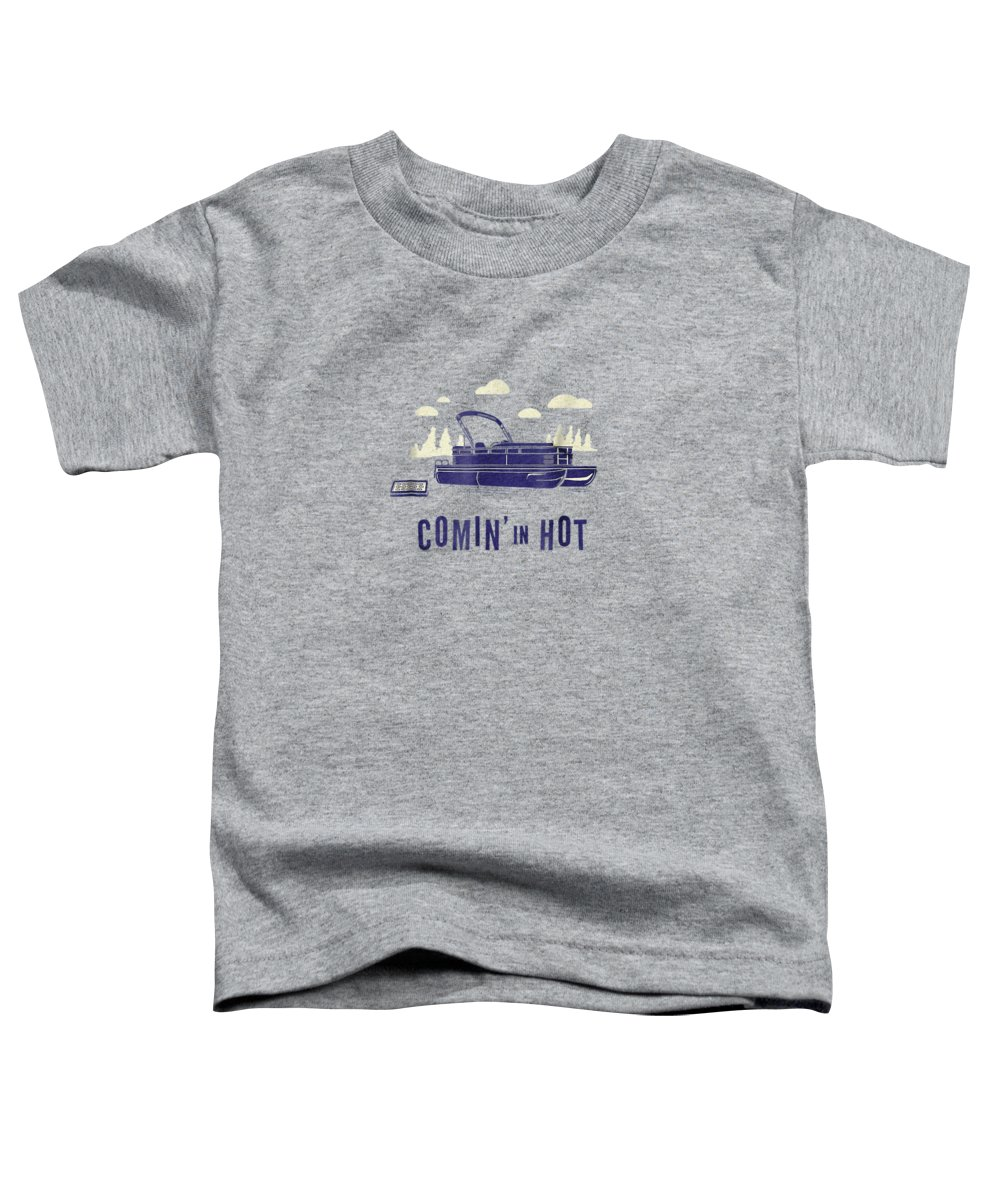 Boating Toddler T-Shirts