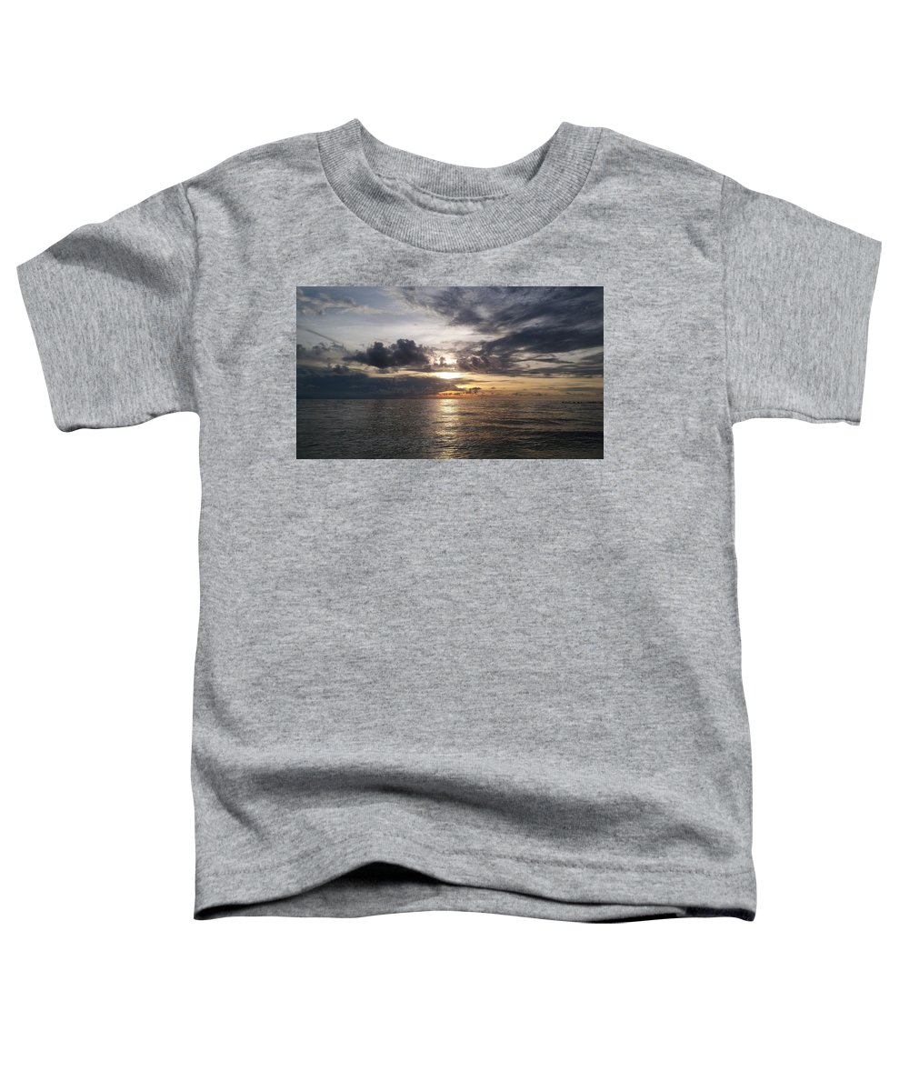 Dusk Toddler T-Shirts