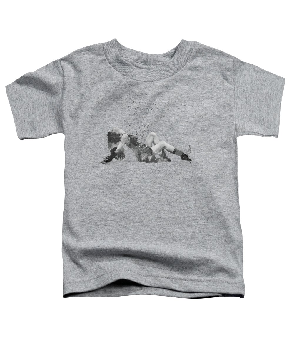 Passionate Toddler T-Shirts