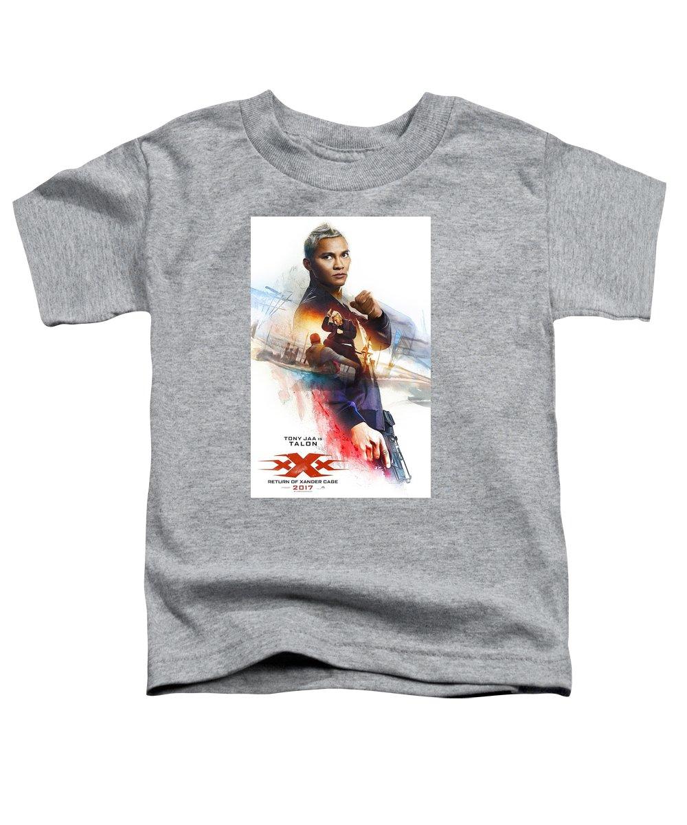 Xxx Toddler T-Shirts