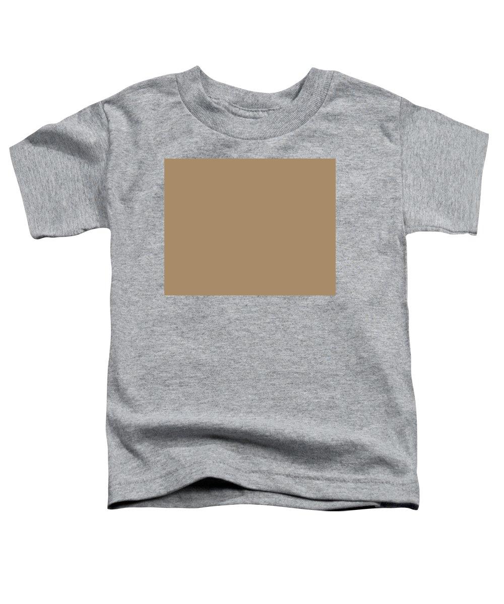 Ann Toddler T-Shirt featuring the photograph Tan by Ann Keisling