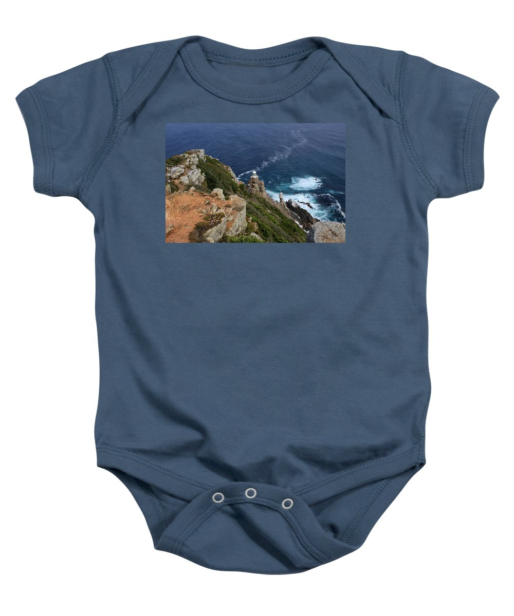 Africa Baby Onesie featuring the photograph Cape Of Good Hope by Aidan Moran