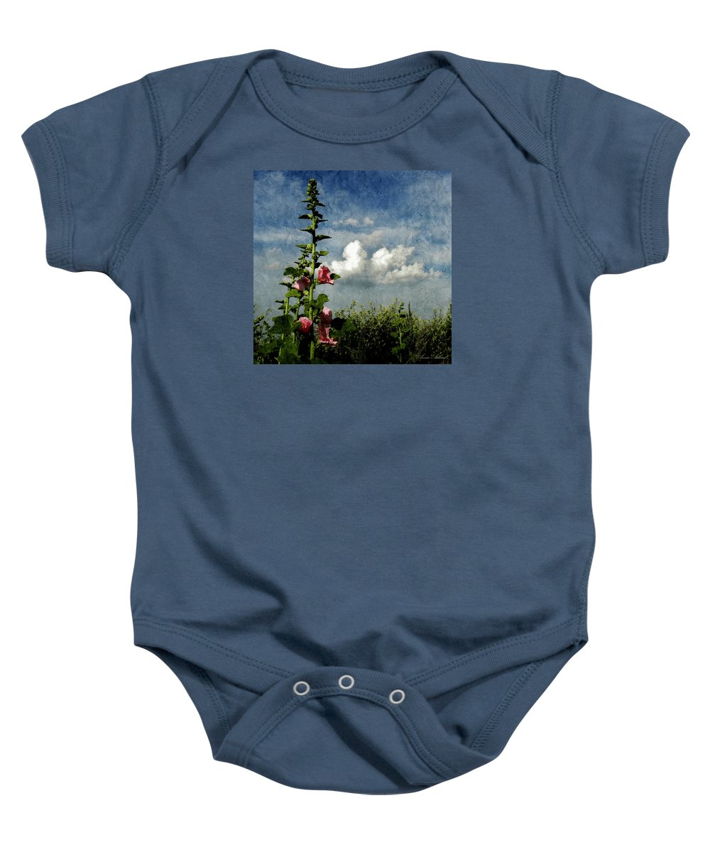 Celebrate Baby Onesie featuring the photograph Celebrate by Annie Adkins