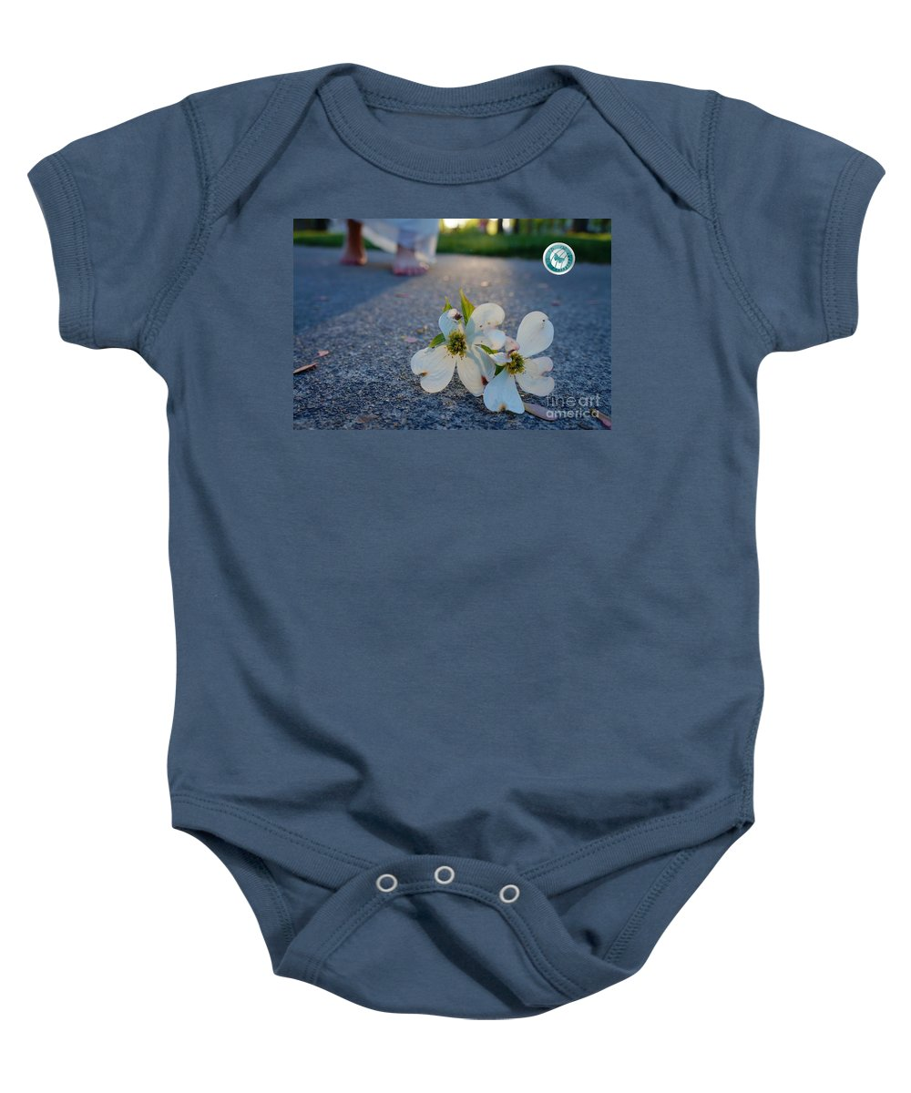 Flowers Baby Onesie featuring the photograph Beautys Before Prom by Jannice Walker