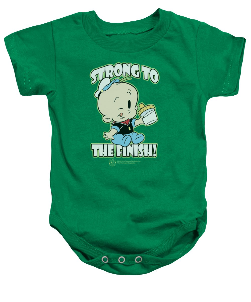 Spinach Baby Onesies