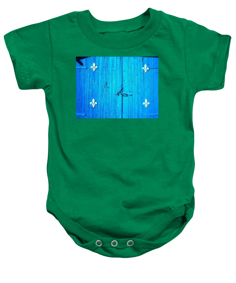 North America Baby Onesie featuring the photograph Quebec ... by Juergen Weiss