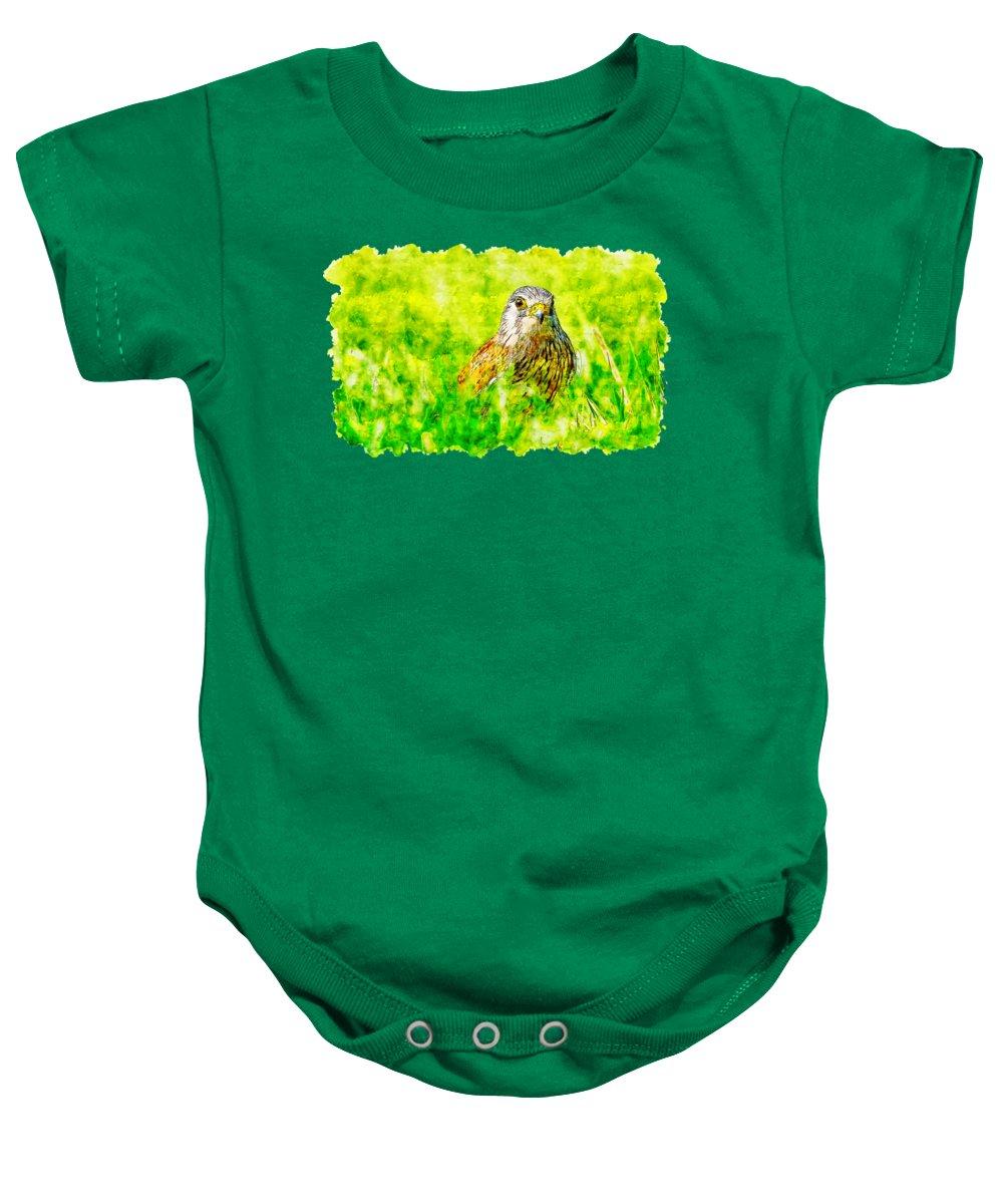Grass Baby Onesies
