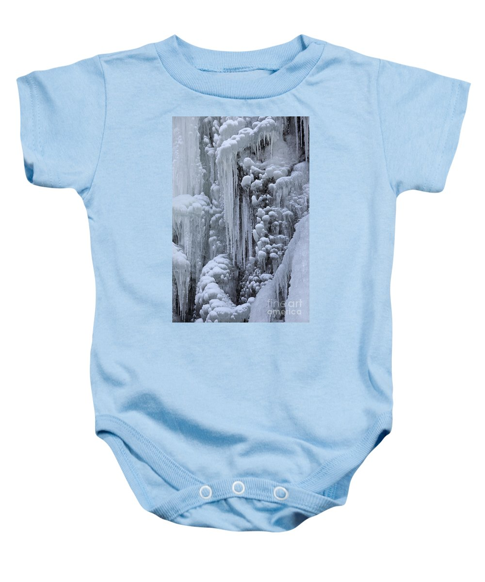 Frozen Baby Onesie featuring the photograph 121213p157 by Arterra Picture Library