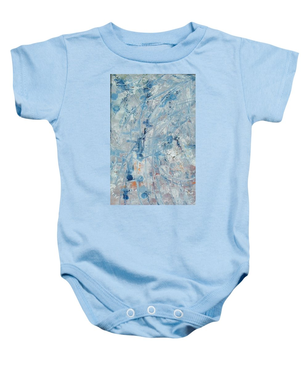 Stolen Baby Onesie featuring the painting Life by Lord Frederick Lyle Morris