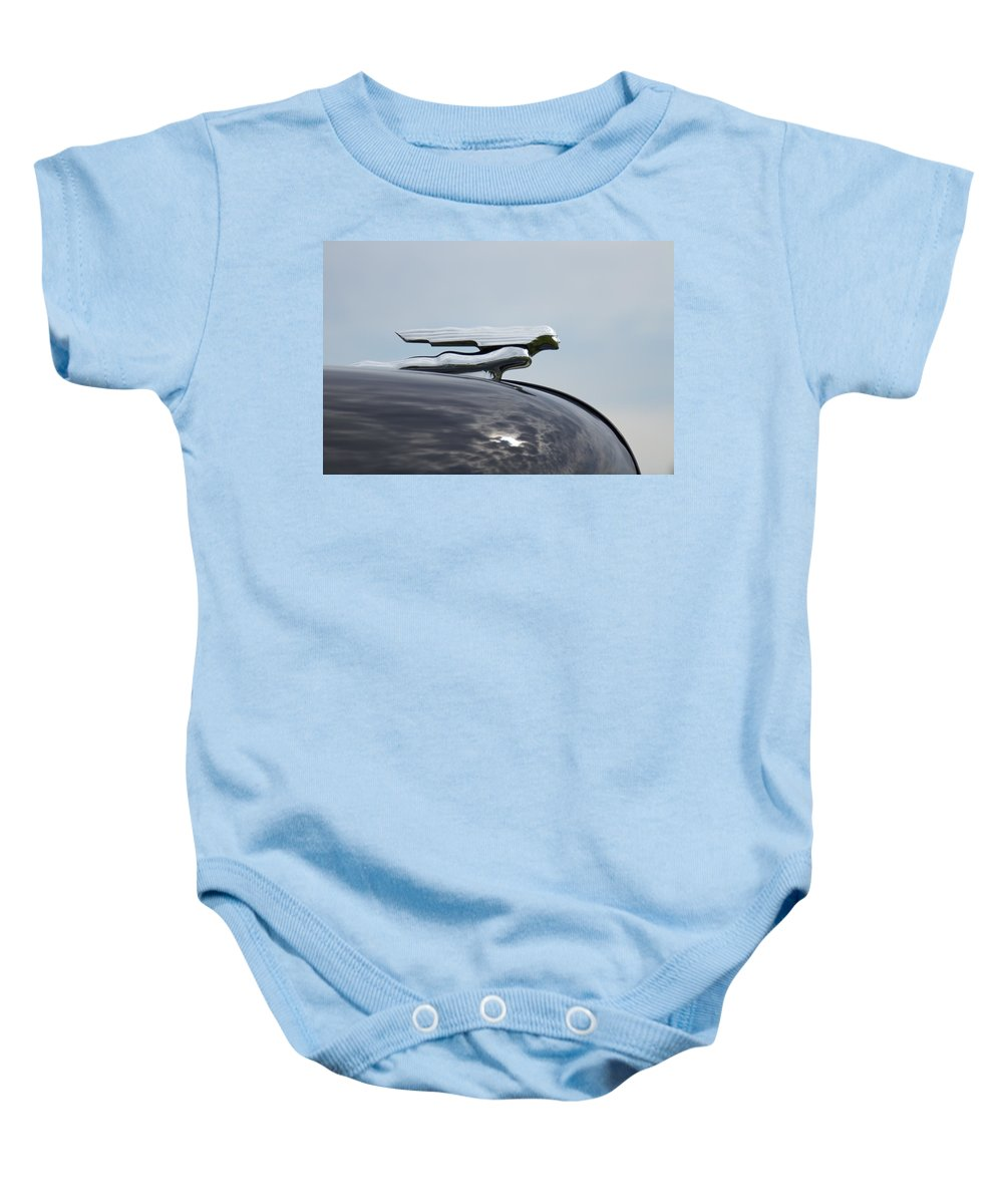 Glenmoor Baby Onesie featuring the photograph Nash by Jack R Perry