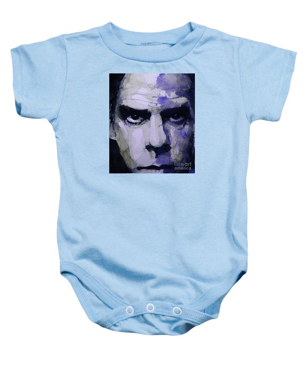 Nick Cave Baby Onesies | Pixels