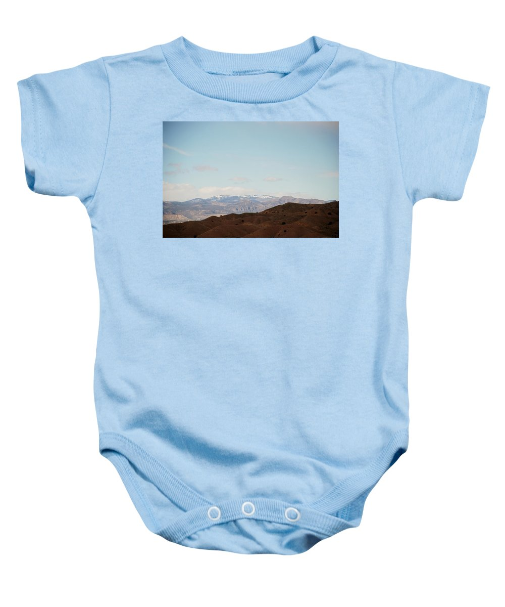 Desert Baby Onesie featuring the photograph Beautiful New Mexico by Rob Hans