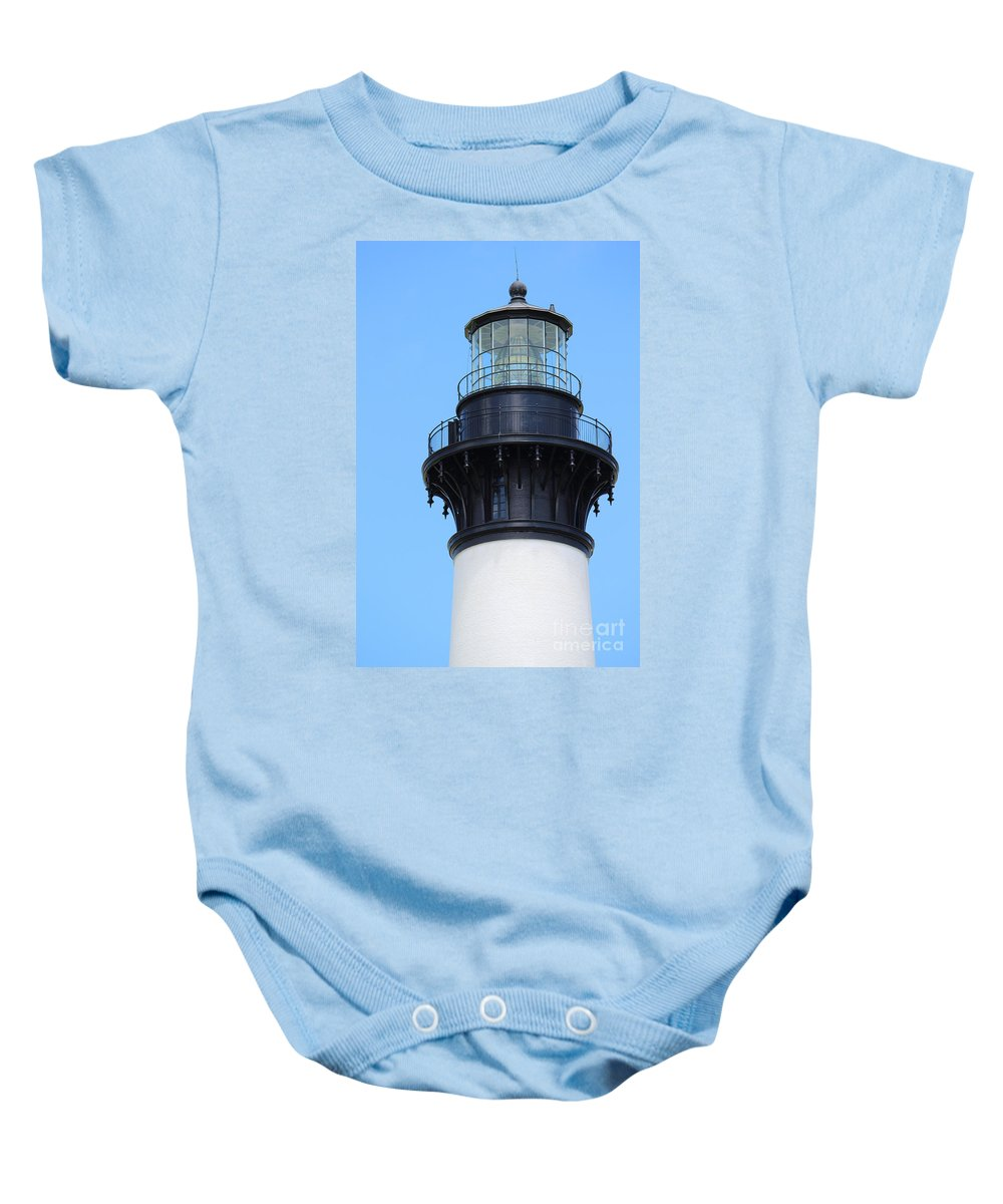 Photography Baby Onesie featuring the photograph Bodie Light by Jackie Farnsworth