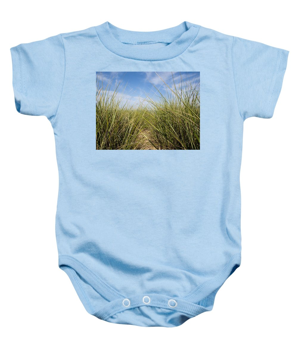 Beach Baby Onesie featuring the photograph Down Under by Tara Lynn