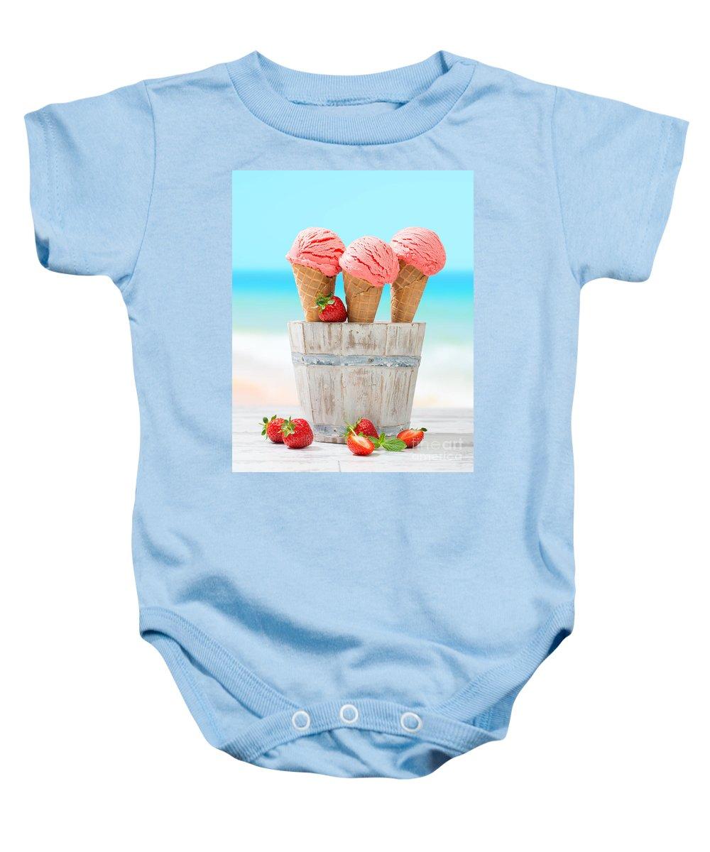 Dessert Baby Onesies