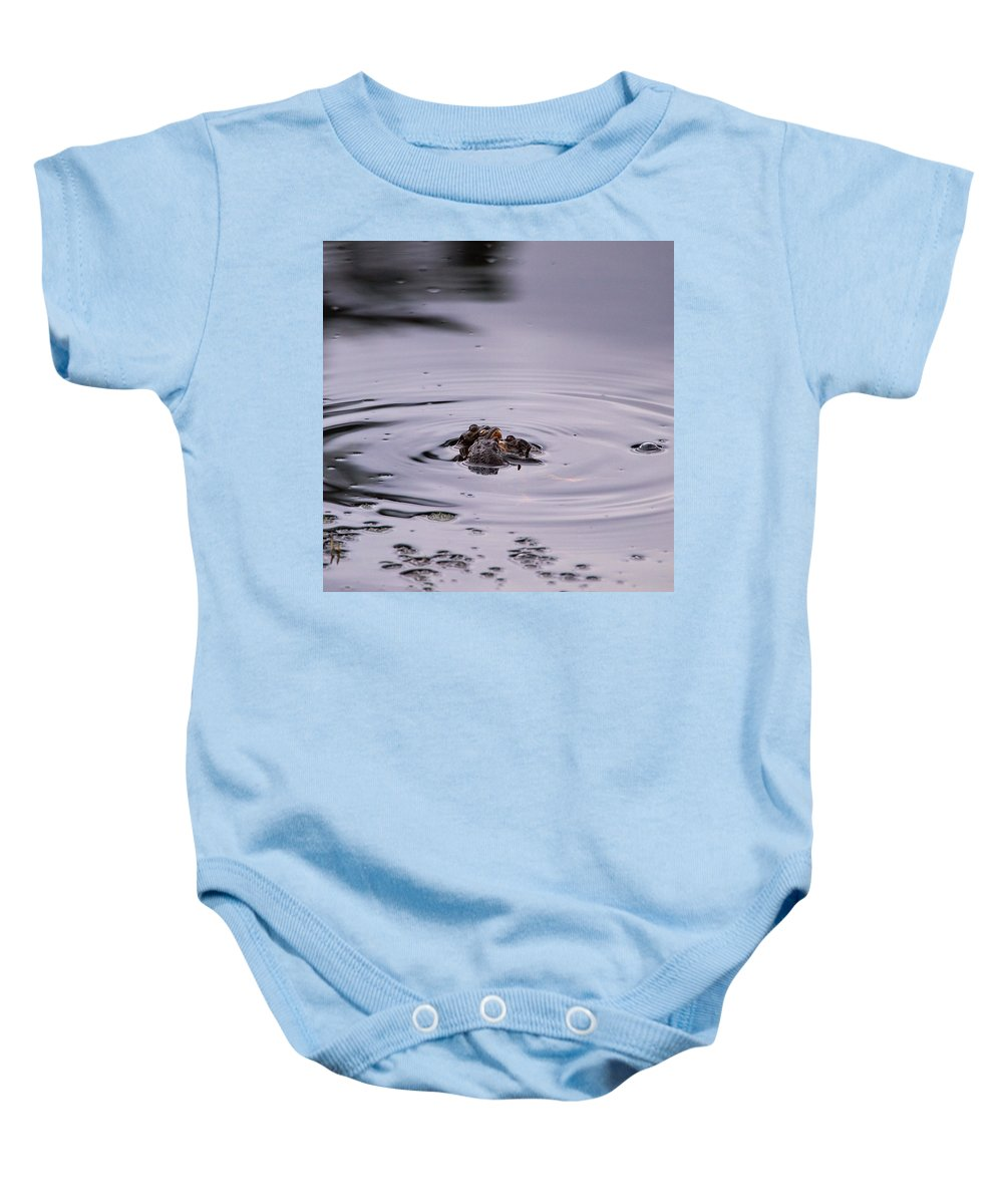 Finland Baby Onesie featuring the photograph Relax My Love by Jouko Lehto