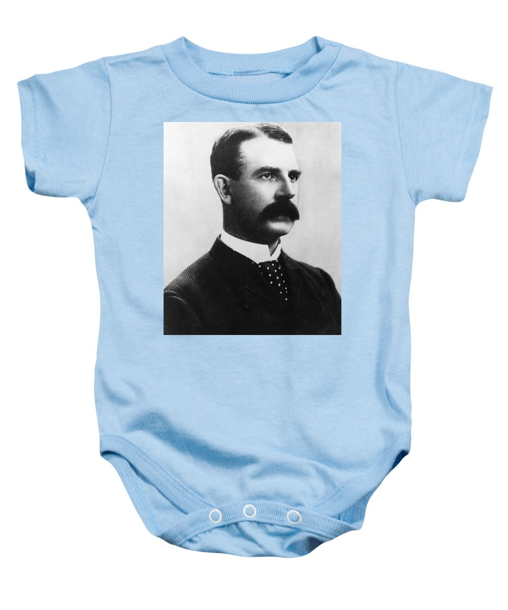 19th Century Baby Onesie featuring the photograph Albert Goodwill Spalding by Granger