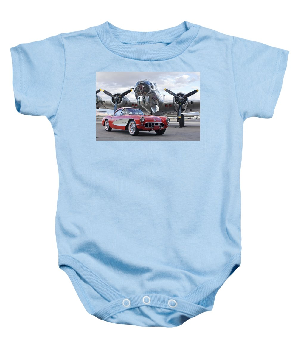 Baby Onesie featuring the photograph Cc 08 by Jill Reger