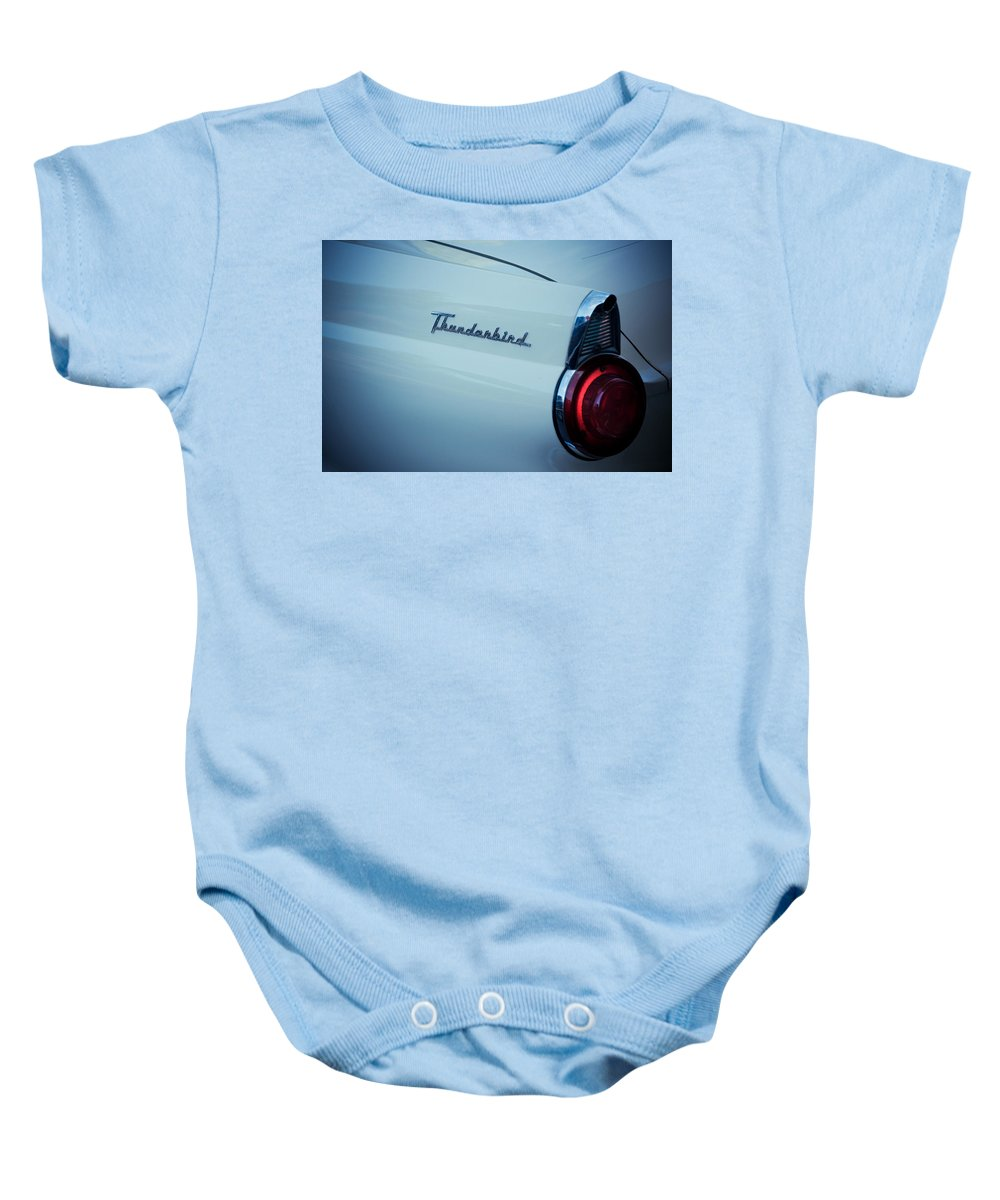 Thunderbird Baby Onesie featuring the photograph Good Times by Trish Tritz