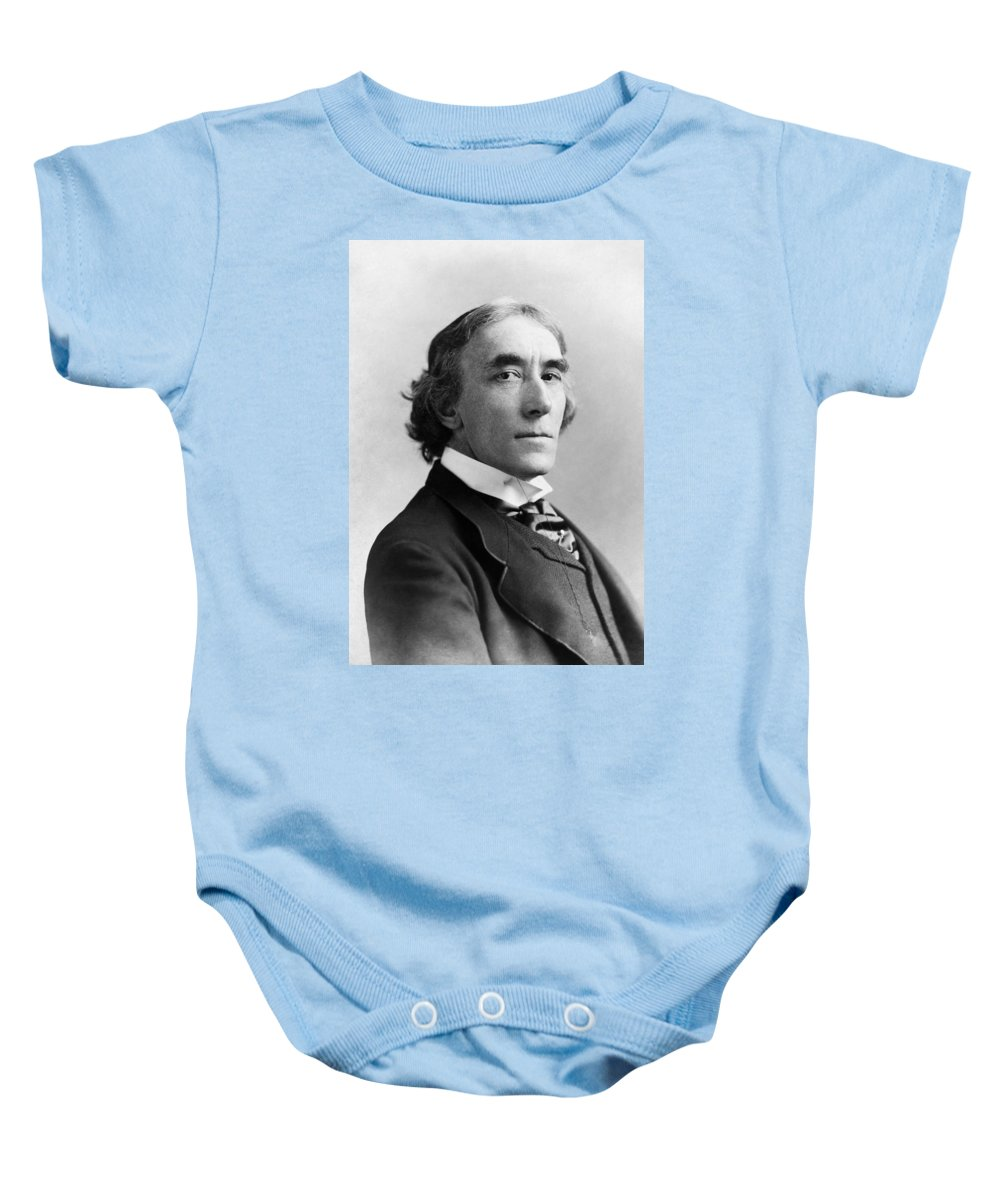 1890 Baby Onesie featuring the photograph Henry B. Irving (1870-1919) by Granger