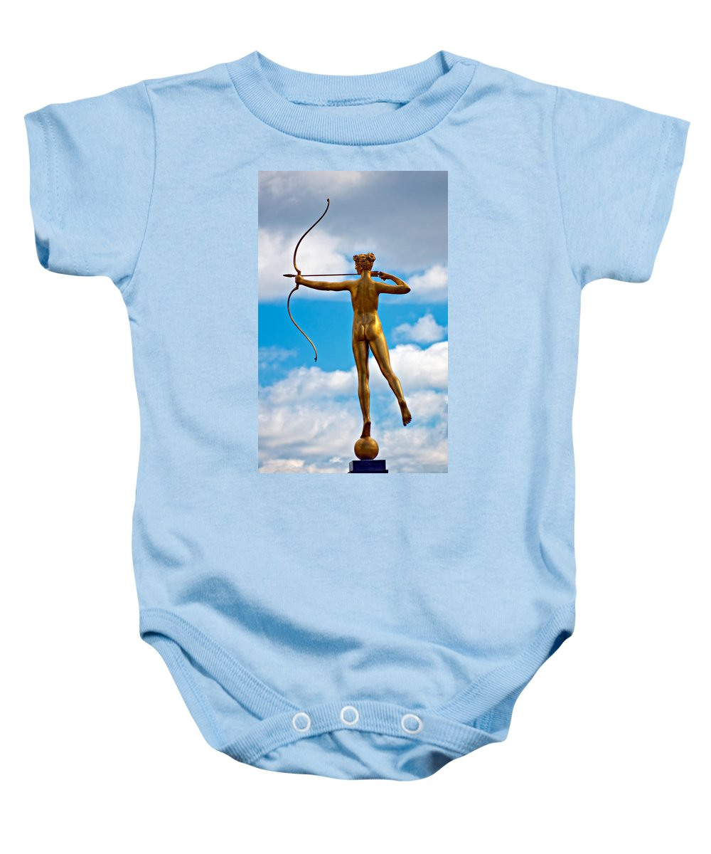 New Orleans Baby Onesie featuring the photograph Who Needs Cupid 2 by Steve Harrington